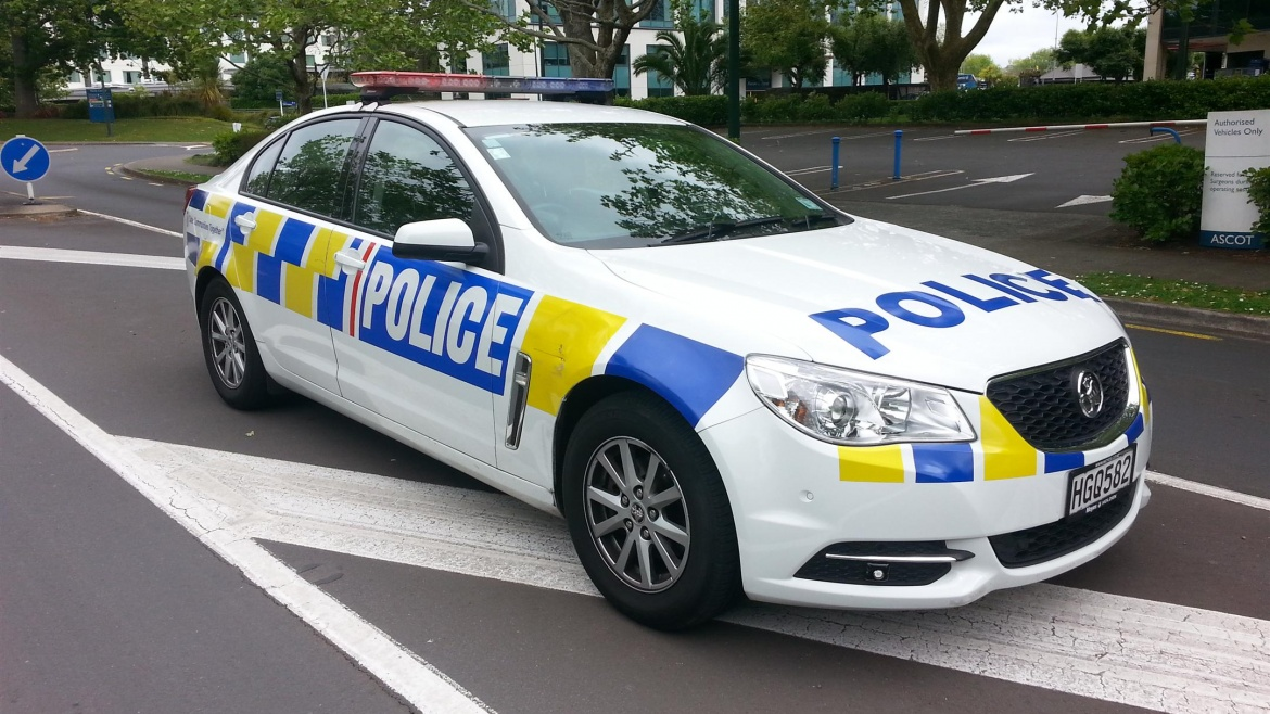 Policing & Crime